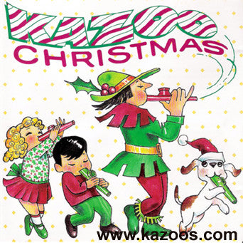 Kazoo Christmas CD
