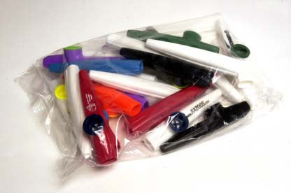 Factory Second Kazoos (Bag of 25)<br> (OUT OF STOCK)