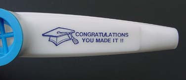 Congratulations, You Made It! (Bag of 25 Kazoos)