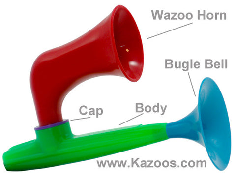 The Custom Wazoogle<br>(Choose Your Colors)