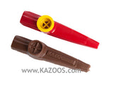 Chocolate Kazoos
