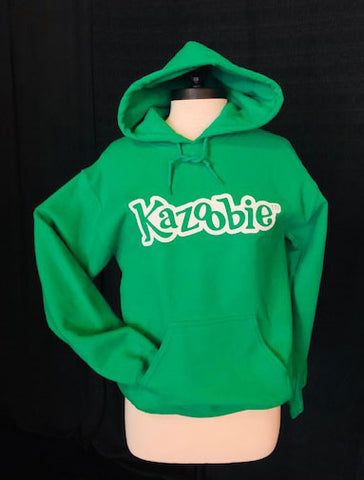 Kazoo Hooded Sweatshirt with Front Pouch