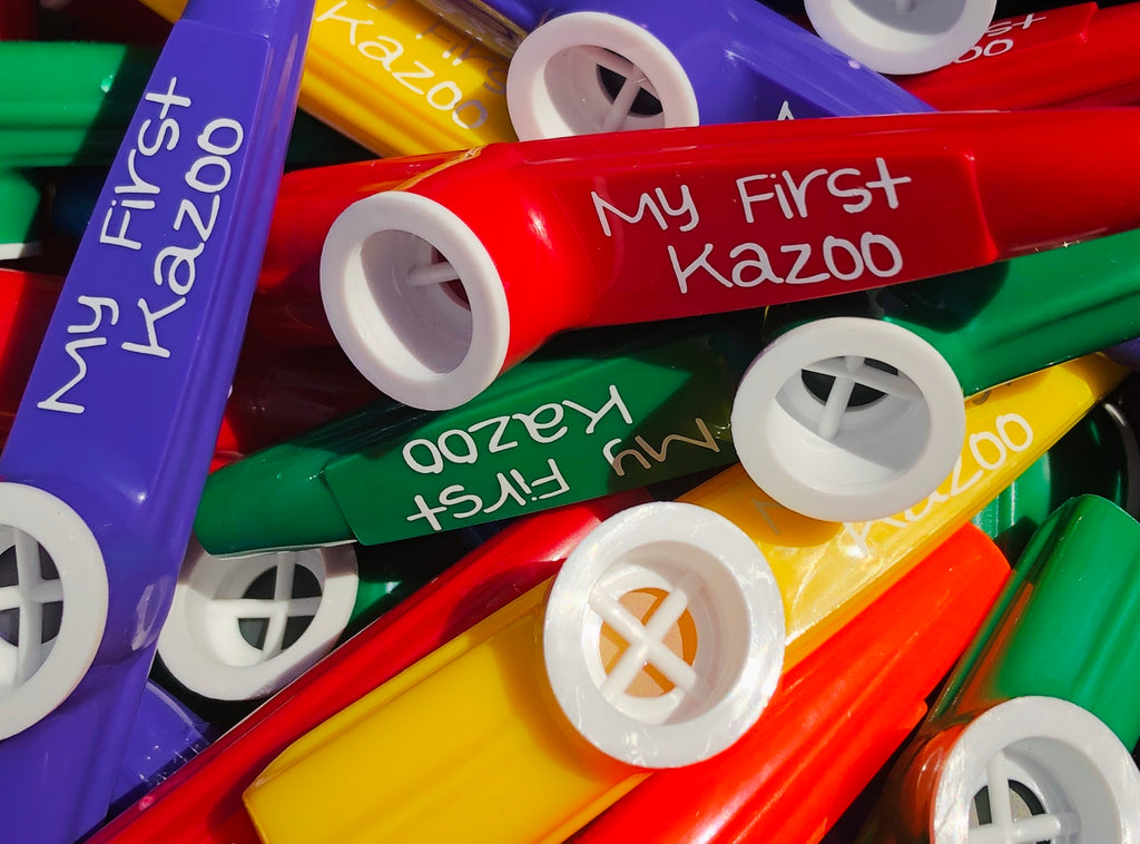 My First Kazoo <br>(Individual or Bag of 25)