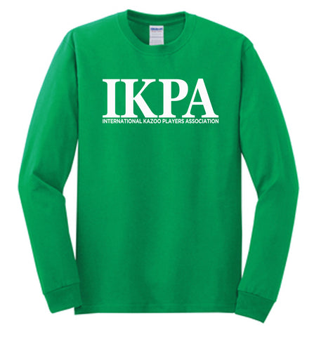 Long Sleeve International Kazoo Players Association T-Shirts