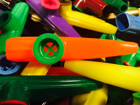 Design your own Kazoobie Plastic Kazoo