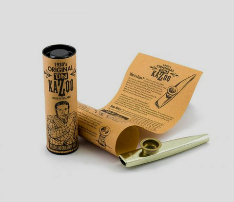 Clarke Tin Kazoo Gold
