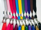 Custom Color Lanyard Kazoos (Bag of 12)