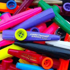 Fun Imprinted Kazoos
