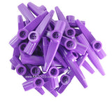 Red and Purple Kazoos<br>(Bag of 25)