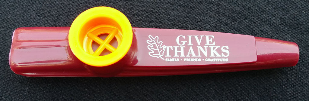 Thanksgiving Kazoos