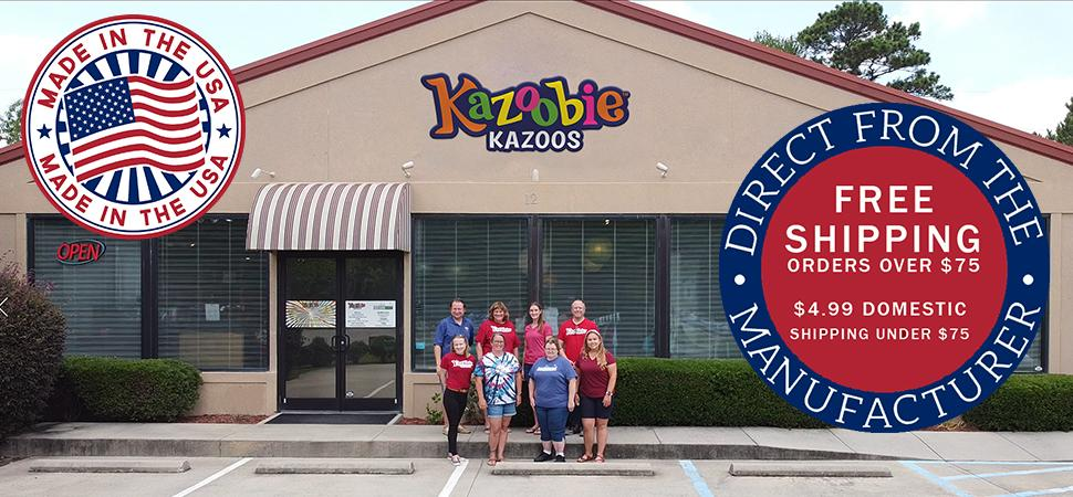 Come Tour The Kazoo Factory in Beaufort, SC