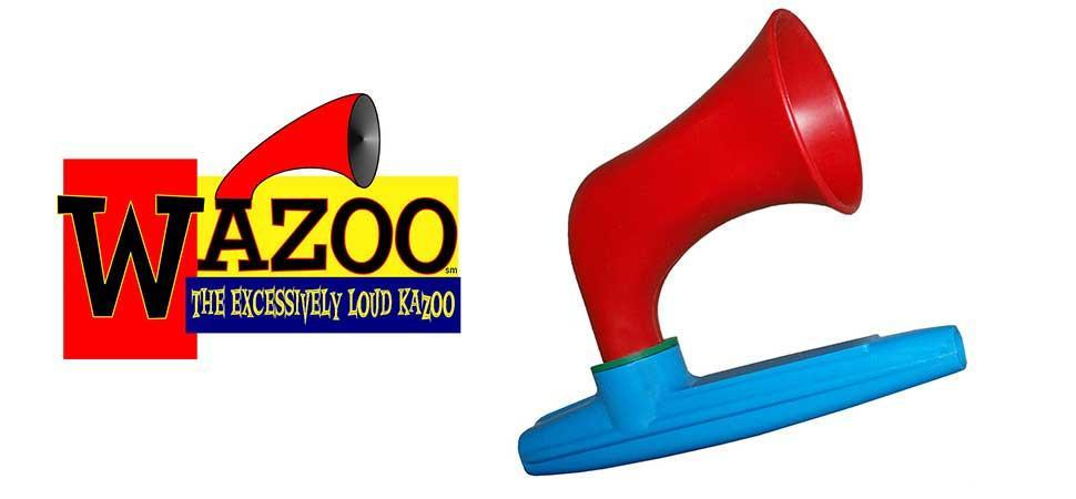 Kazoobie Kazoo Colors