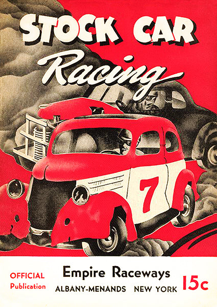 Car Racing Magnets