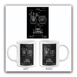 1895 - Road Engine - G. B. Selden - Patent Art Mug