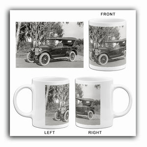 1922 Gardner Touring Car - Promotional Photo Mug