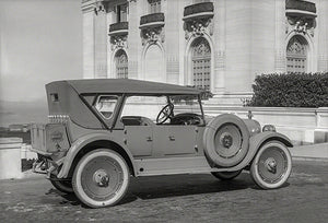 1924 Hudson Super Six Touring Car - Promotional Photo Poster