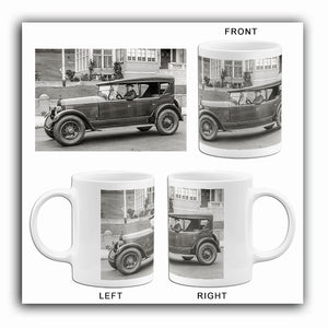 1925 Cole Aero Eight Series 890 Touring Car - Promotional Photo Mug