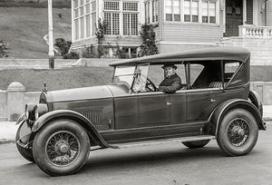 1925 Cole Aero Eight Series 890 Touring Car - Promotional Photo Magnet