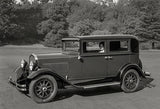1931 Essex Super Six Sedan - Promotional Photo Magnet