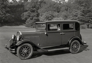 1931 Essex Super Six Sedan - Promotional Photo Poster