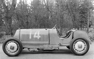 1932 Bugatti T 53 4WD - Promotional Photo Poster