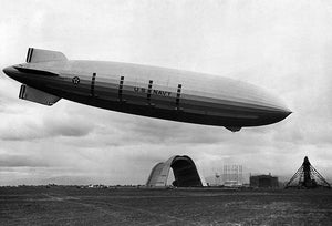 1933 - USS Macon (ZRS-5) - U.S. Navy Zeppelin - Moffett Field California - Photo Mug