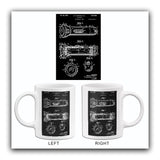 1937 - Flashlight - E. H. Tompkins - Patent Art Mug