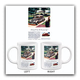 1938 Ford V-8 - You'll Like The Price Tag - Promotional Advertising Mug