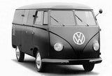1949 Volkswagen T1 Transporter Final Prototype - Promotional Photo Mug