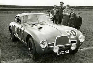 1950 Aston Martin DB2 - Promotional Photo Poster
