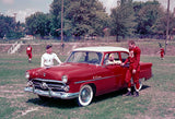 1952 Ford Customline Tudor Sedan - Promotional Photo Poster