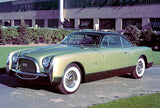 1953 Chrysler Thomas Special Concept Car - Promotional Photo Poster