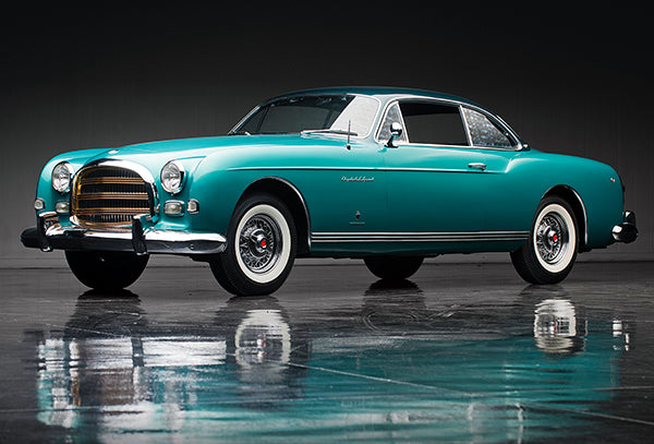 1954 Chrysler GS-1 Special Coupe Concept Car - Promotional Photo Poster