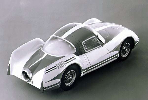 1954 Fiat Turbina - Promotional Photo Poster