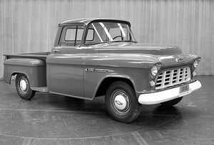 1955 Chevrolet 3300 Series Standard Pick-Up - Promotional Photo Poster