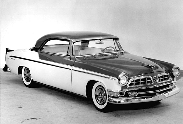1955 Chrysler New Yorker DeLuxe Newport - Promotional Photo Poster
