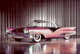 1955 Ford Mystere Concept Car - Promotional Photo Poster