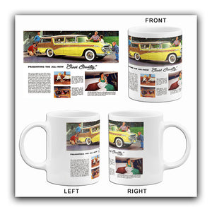 1956 Rambler Cross Country - Promotional Advertising Mug