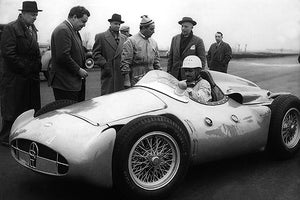 1956 Bugatti Type 251 Grand Prix - Promotional Photo Poster
