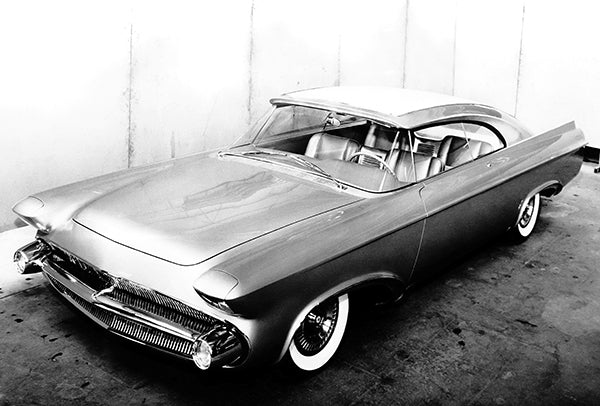 1956 Chrysler Norseman Concept Car - Promotional Photo Poster