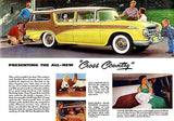 1956 Rambler Cross Country - Promotional Advertising Magnet