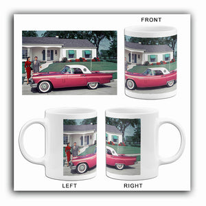 1957 Ford Thunderbird - Promotional Photo Mug