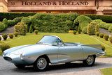 1957 Fiat 1200 Stanguellini Spider - Promotional Photo Poster