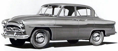1958 Toyota Toyopet Crown Sedan - Promotional Photo Poster