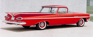 1959 Chevrolet El Camino - Promotional Photo Poster