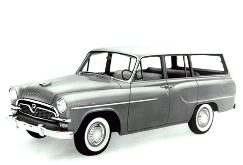 1959 Toyota Toyopet Crown Station Wagon - Promotional Photo Poster