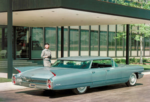 1960 Cadillac Sedan de Ville - Promotional Photo Poster