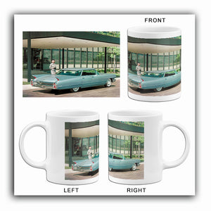 1960 Cadillac Sedan de Ville - Promotional Photo Mug