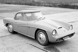 1960 FSO Syrena Sport Prototype - Promotional Photo Poster