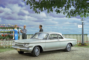 1962 Chevrolet Corvair Monza Club Coupe - Promotional Photo Poster